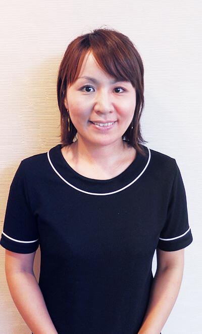 歯科衛生士・ケアマネジャー(介護支援専門員) 小椋 玲子  出身地 埼玉県 趣味 料理・読書 患